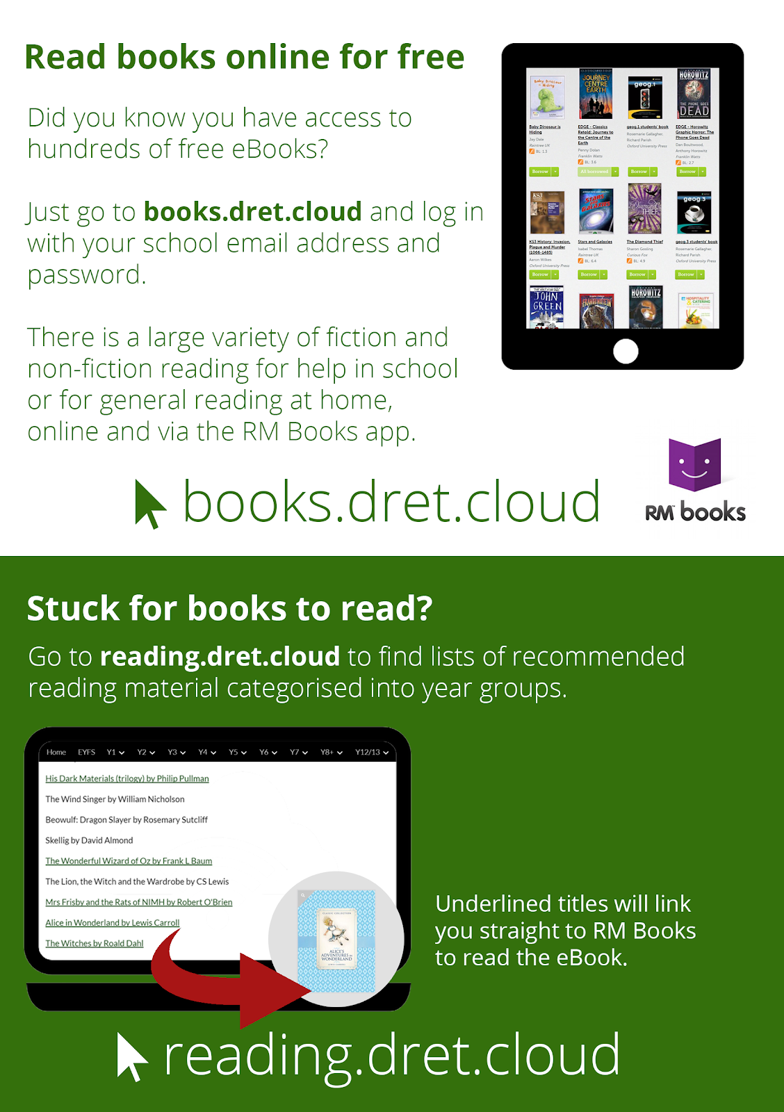Check out our eBook Library!