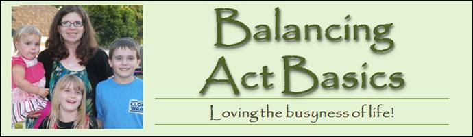 Balancing Act Basics