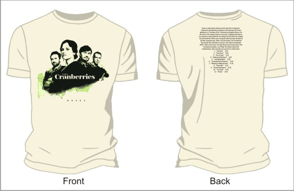 the_cranberries-roses_vector