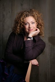 Mascot of the Month: Alex Kingston