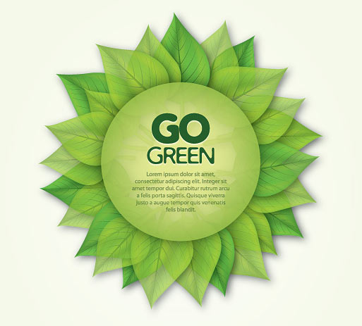 think green go green How to go green being green has plenty of going for it: you're helping the  planet, you save  showers are also quicker so think twice before taking a bath.
