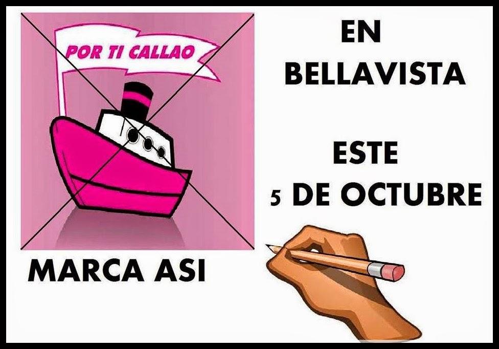 Elecciones municipales bellavista callao marca el barco for Marca municipales