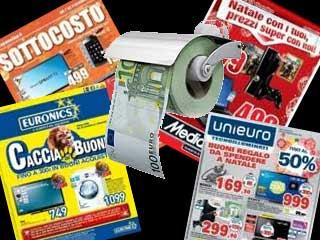 Risparmio tecnologia, cellulari, televisori, notebook, spendere meno