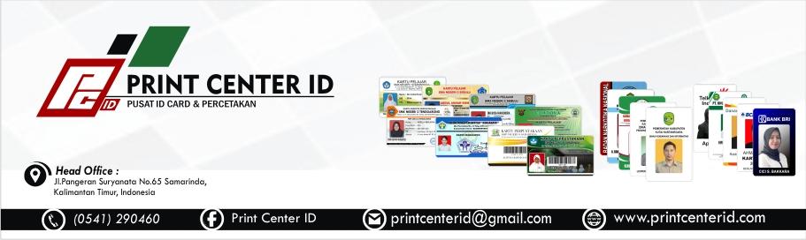 PRINT CENTER ID