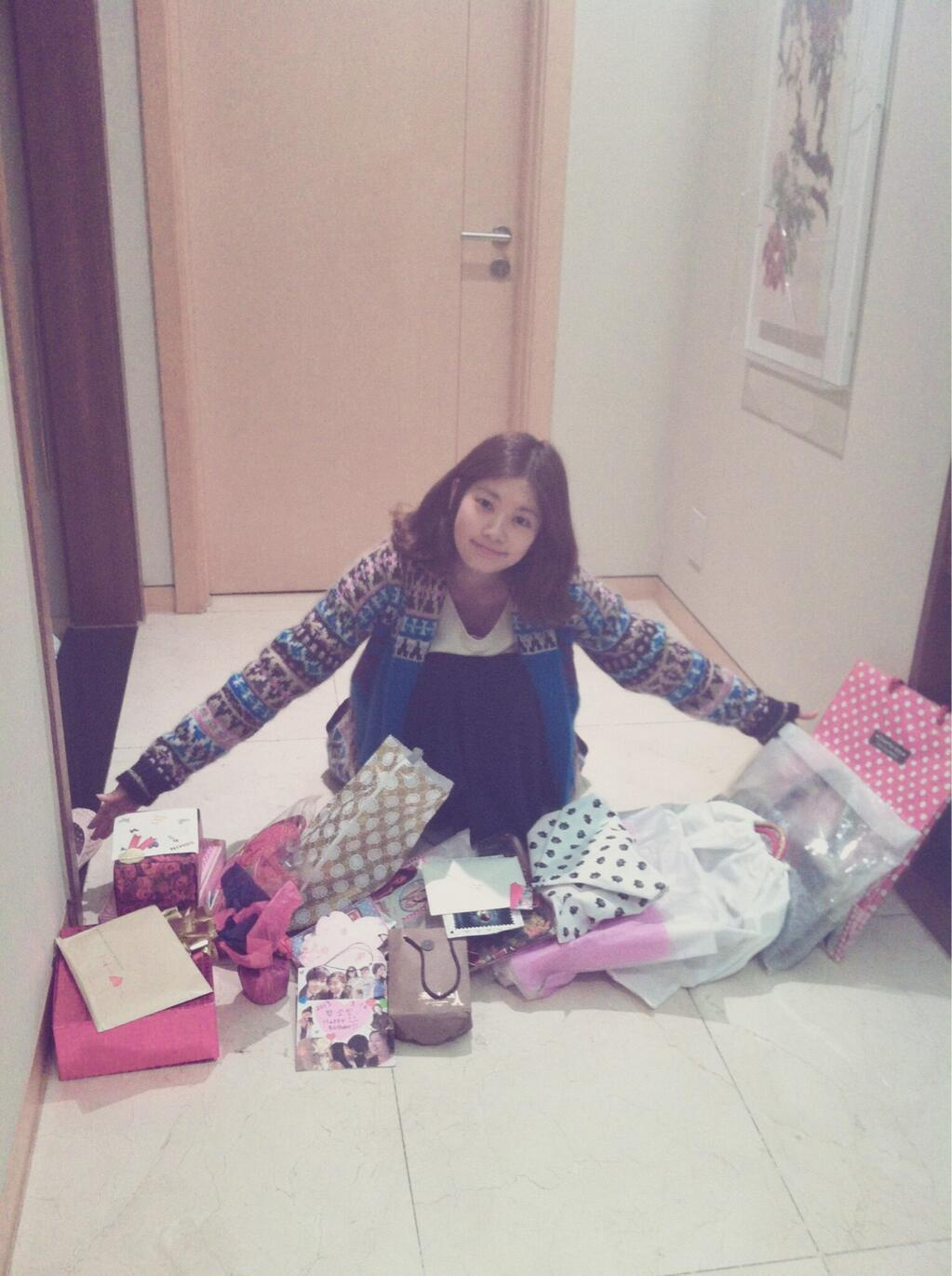 정소민 ) Jung So Min's Twitter Photo Update [ March 19, 2013 ]