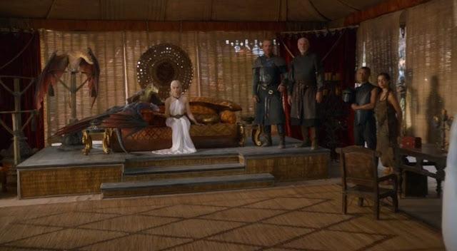 Daenerys y sus dragones tienda - Juego de Tronos en los siete reinos