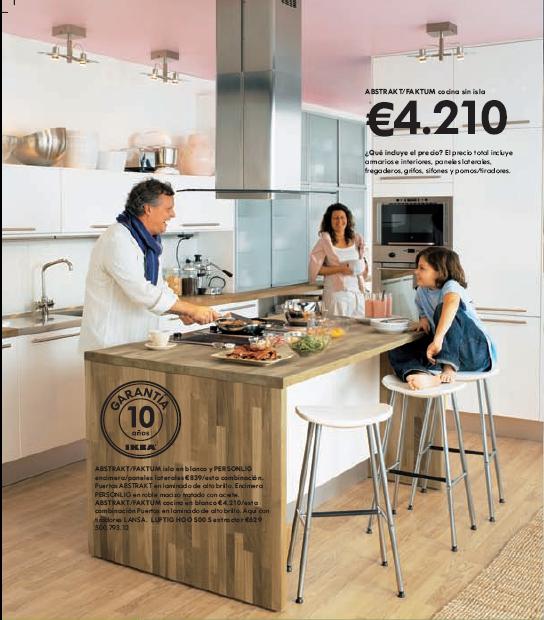 Ikea isla de cocina port til Isla cocina segunda mano