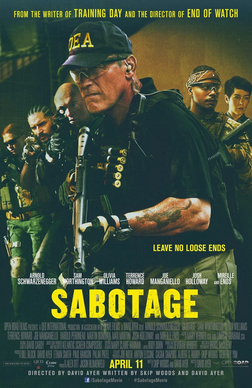 Watch Sabotage Online Free