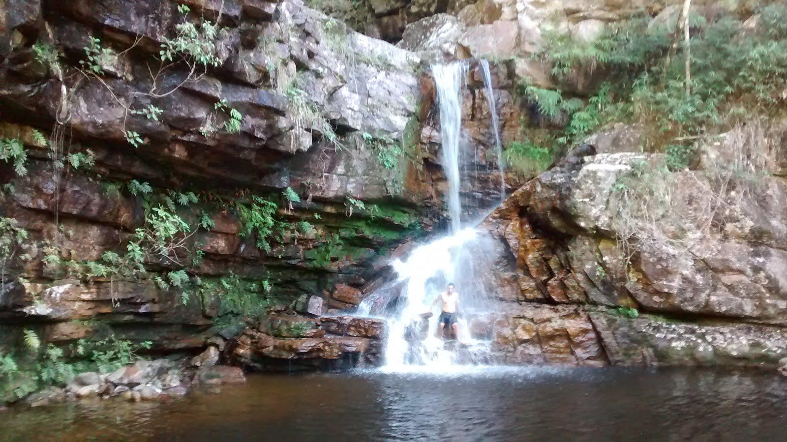 Cachoeiras..