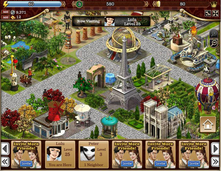 garden of times game