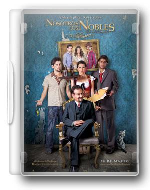 Descargar Película Nosotros Los Nobles DVDRIP Latino
