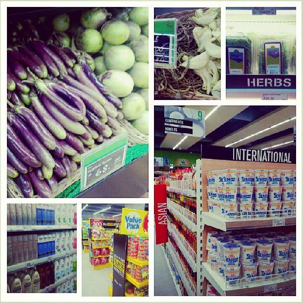 My Instagram Photo, SM Aura Supermarket