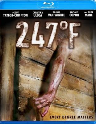 Filme Poster 119 Graus BRRip XviD & RMVB Legendado