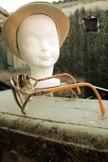 Paire de lunettes Christian Dior vintage 70/80, modèle 2250