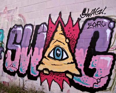 Swag Graffiti Letter
