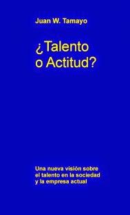 Libro talento o actitud