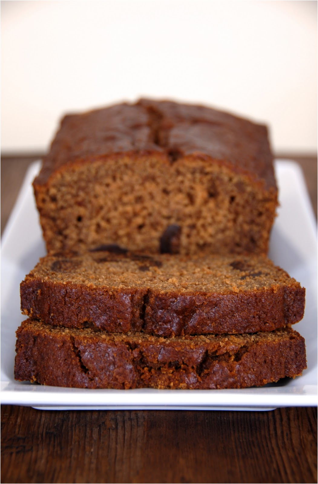 kumquat: Gluten-Free Ratio Rally: Gingerbread Fig Loaf