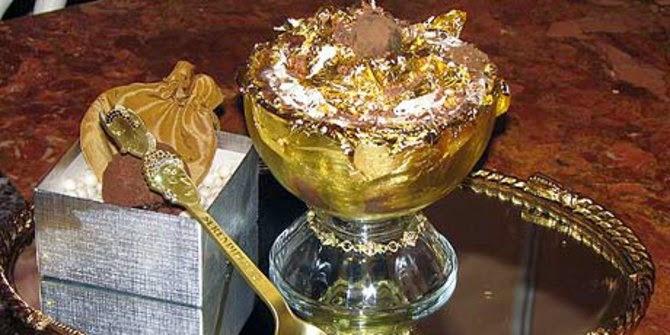 Golden Opulence Sundae - 1.000 dolar