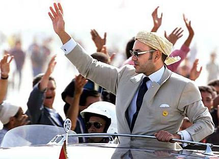 Mohammed VI, Rey de Marruecos desde julio 23 1999