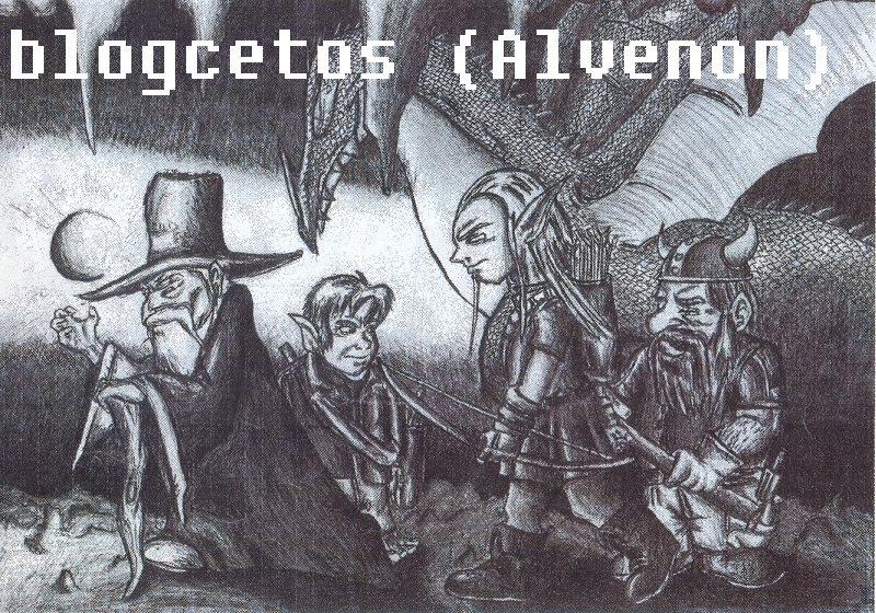 Angel Iglesias (Alvenon) Blogcetos