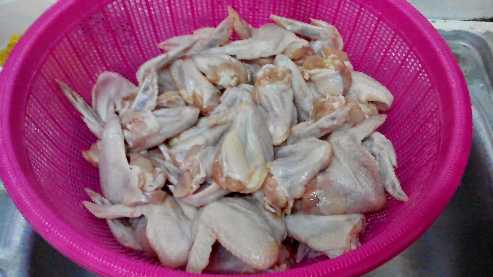 ayam madu berempah