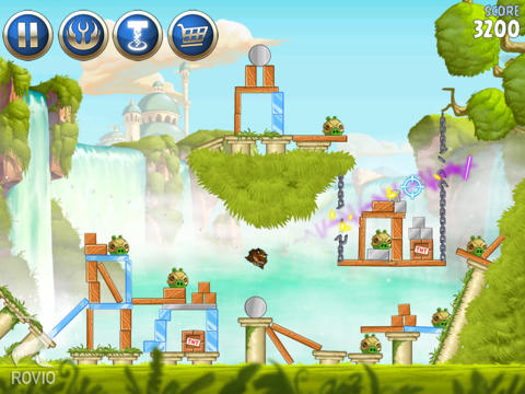 T l charger angry birds star wars 2 sur android et ios info magazine - Telecharger angry birds star wars ...