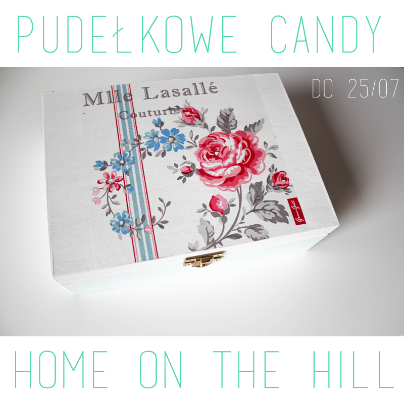 candy w HOME ON THE HILL
