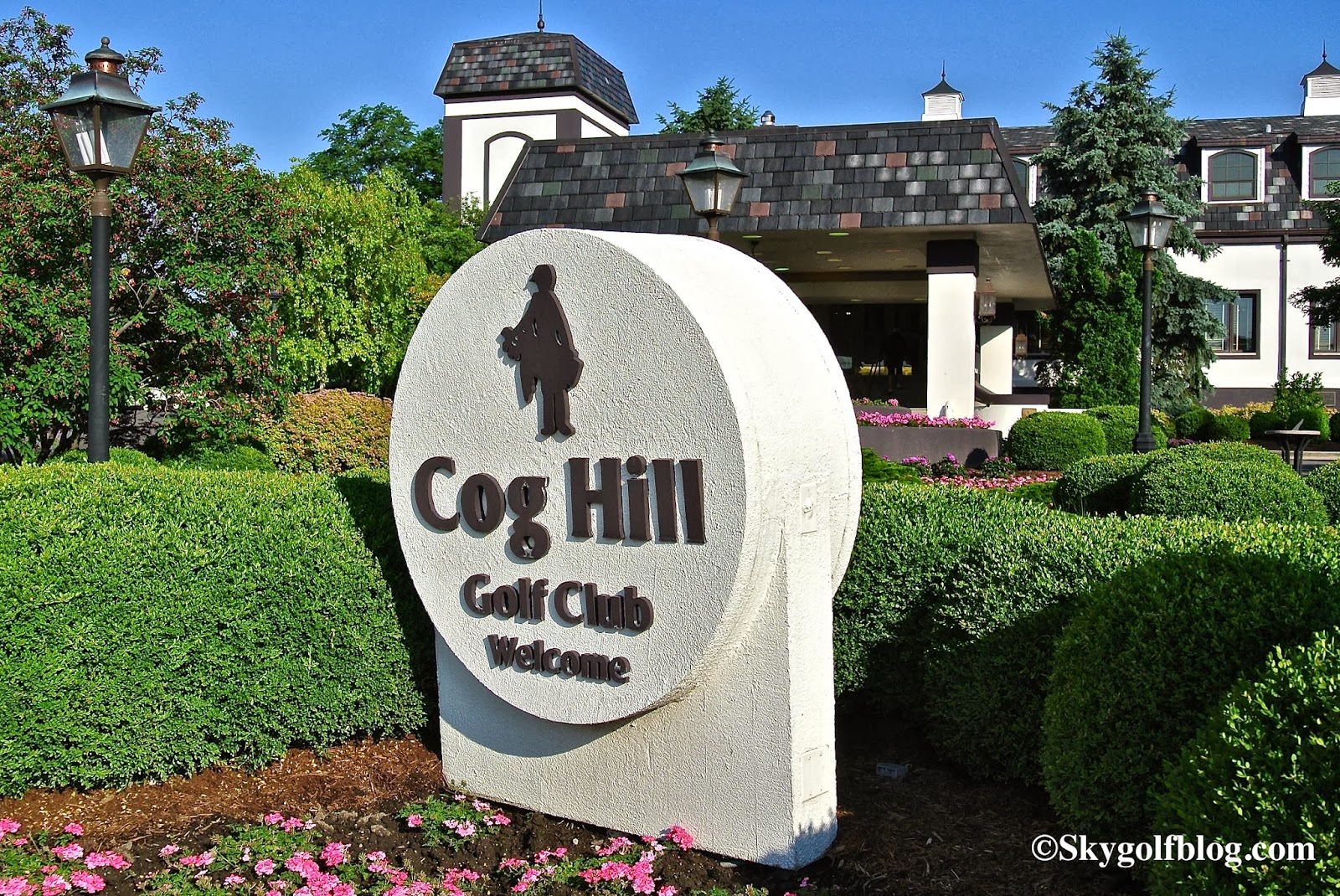 f0991cb9a4ad SkyGolf Blog... Golf Courses Around the World  Cog Hill Golf ...