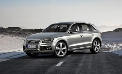 2013 Audi Q5 Release Date & Review
