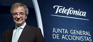 Cesar Alierta - Telefónica