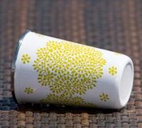 Henna Mendi Design Cup