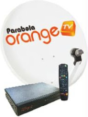 orange tv parabola