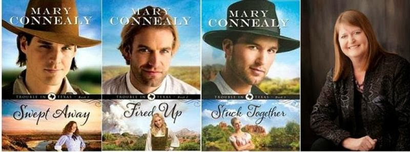 Mary Connealy~Real Life Petticoat Ranch