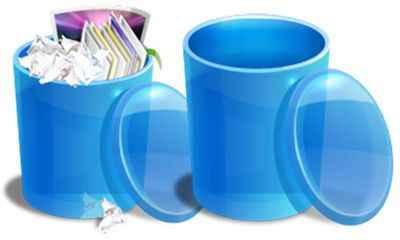 Ubah Secara Manual Recycle Bin