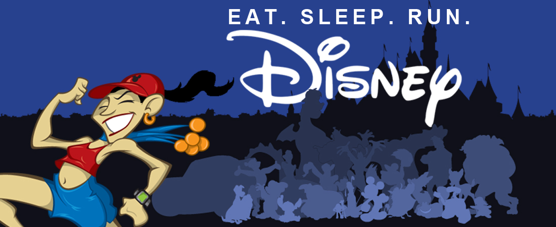 Eat, Sleep, Run Disney