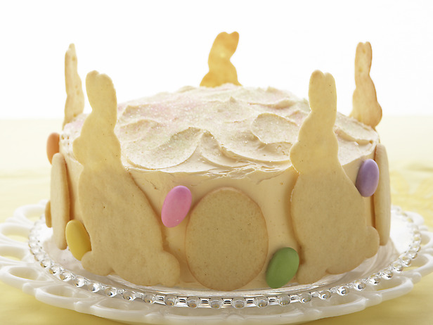 sheek shindigs an easy easter cake