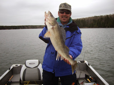 Trophy Walleye Fishing Indian Lake Chain
