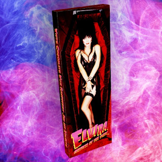 Elvira White Chocolate Bar from Sweets! Hollywood