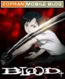 blood+ games anime