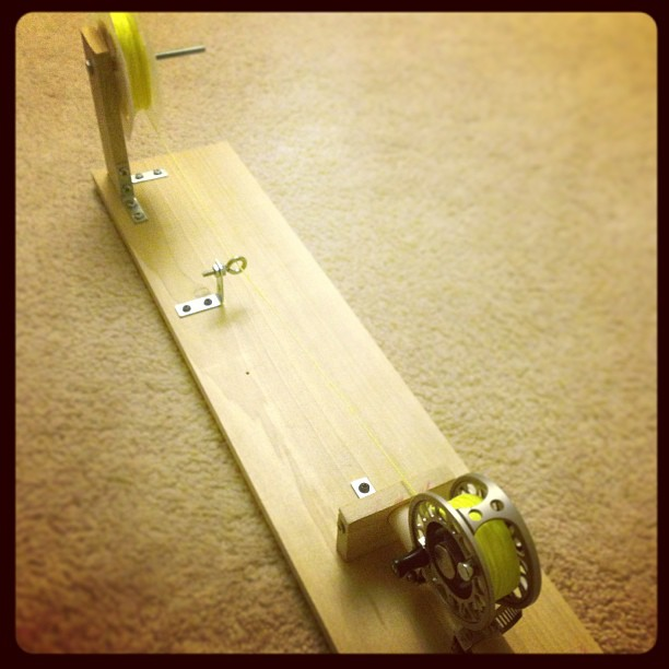 Tight lined tales of a fly fisherman diy for Diy fly fishing