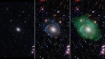 El número de galaxias de nuestro universo es de al menos dos billones.
