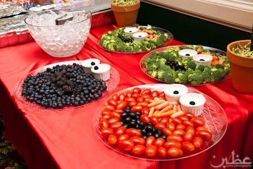 Elmo Party Decorations Ideas