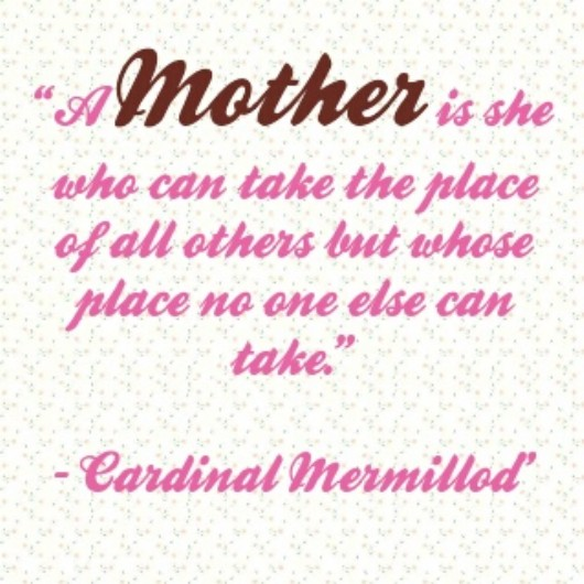 short essay on mothers day