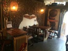 cafe' shop