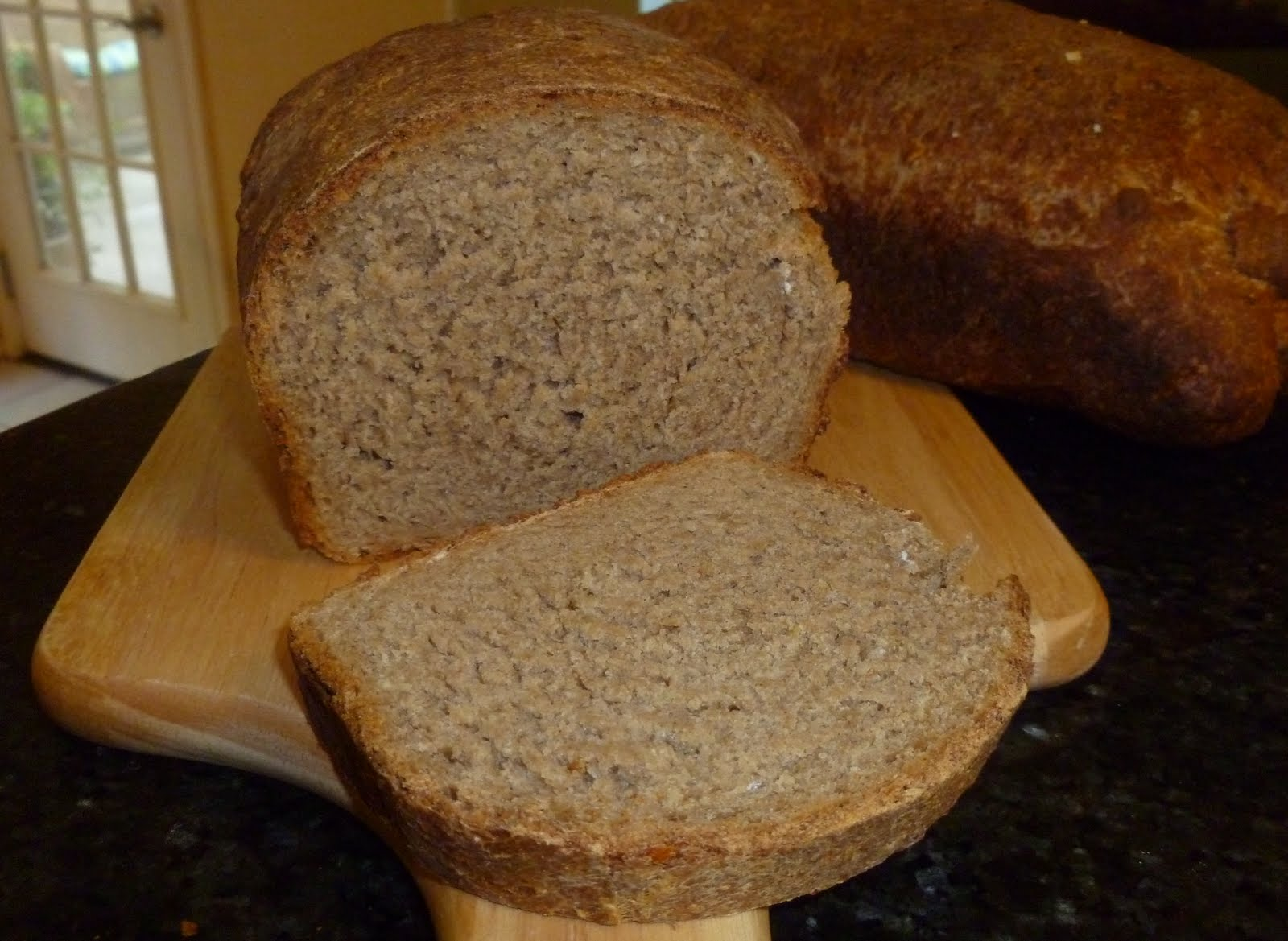 Oatmeal bread with Cinnamon, without Raisins