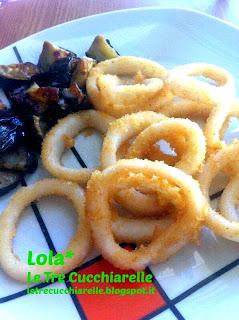 anelli di calamaro con panatura pronta skaj's.