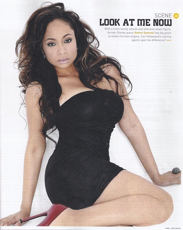 raven-symon� skinny. Raven Symone turned up the