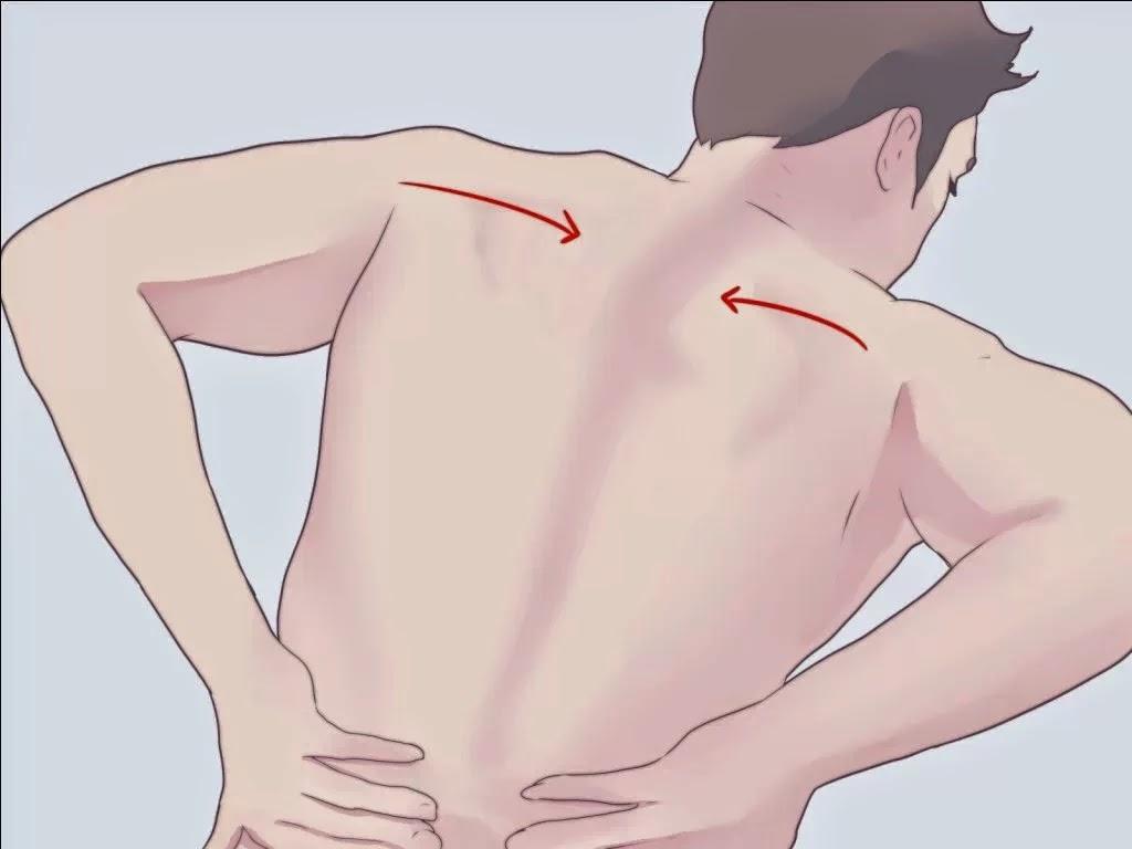 Sakit Punggung sanggup disebabkan lantaran kegiatan sehari Cara Sederhana Hindari Sakit Punggung