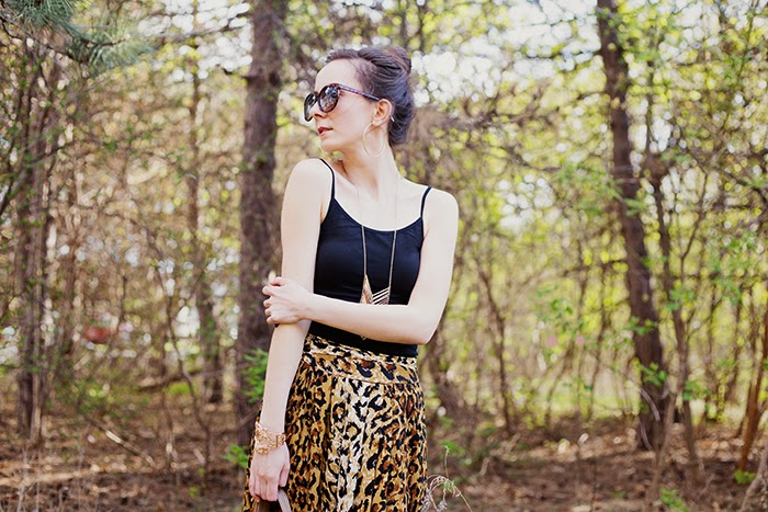 leopard-maxi-skirt-tribal-purse-wedge-sandals