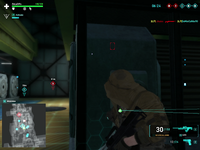 Ghost Recon Online - Enemy Gunshots Detected